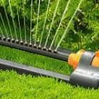 Quantum Garden - Compact oscillating sprinkler Review