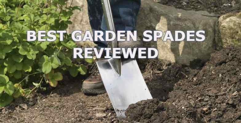 Best Garden Spade – Digging Spades vs Border Spades – Top Picks