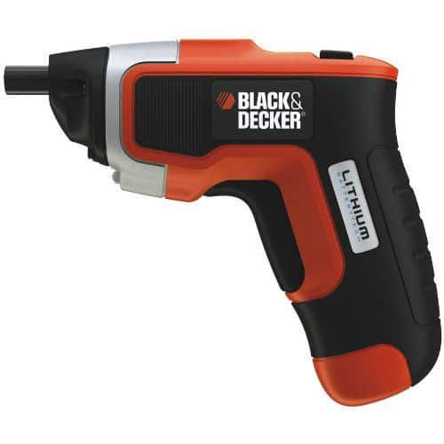 BLACK+DECKER KC460LN 3.6 V Compact Cordless Screwdriver Review