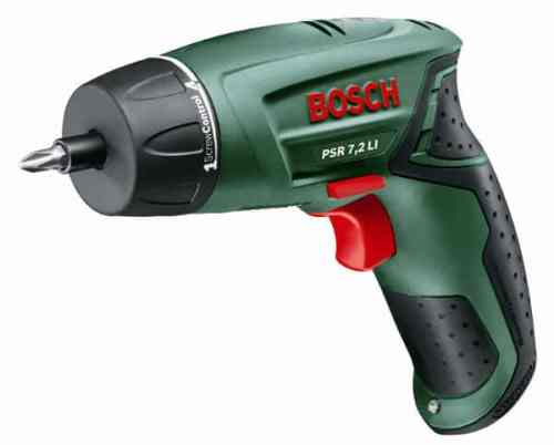 Best Home Cordless Screwdriver - Bosch 603957770 PSR 7.2 LI Cordless Lithium-Ion Screwdriver Review