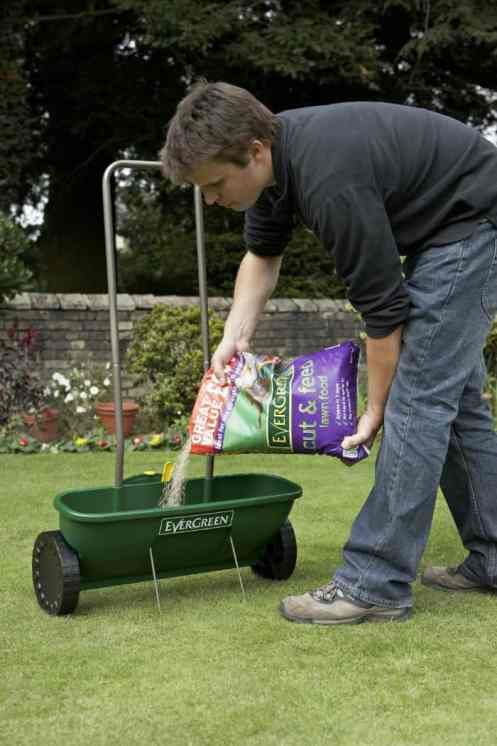 lawn spreader reviews