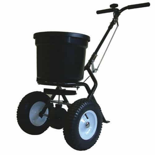 Handy Push Lawn and Fertiliser Spreader Review