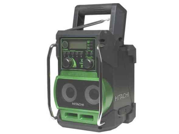Hitachi UR18DSL J4 Site Radio Review