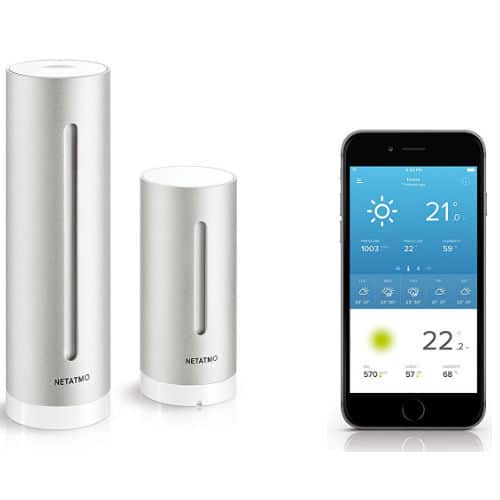 Netatmo Weather Station for Smartphones review