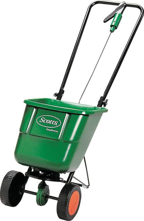 Scotts EasyGreen Rotary Spreader Review