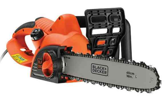 BLACK+DECKER CS2040-GB Chainsaw Corded Review