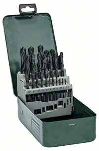 Bosch 25 Piece Metal HSS-R Drill Bit Set Review