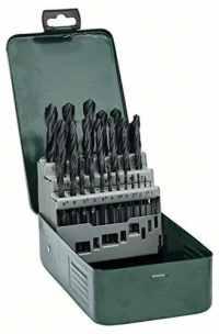 Bosch 25 Piece Metal HSS-R Drill Bit Set Review
