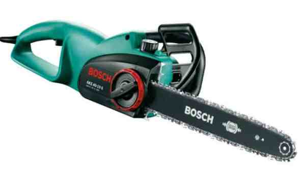 Bosch AKE 40-19 S Electric Chainsaw Review