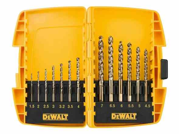 DeWalt DT7920B Extreme Drill Bit Set - 13 Pieces Review