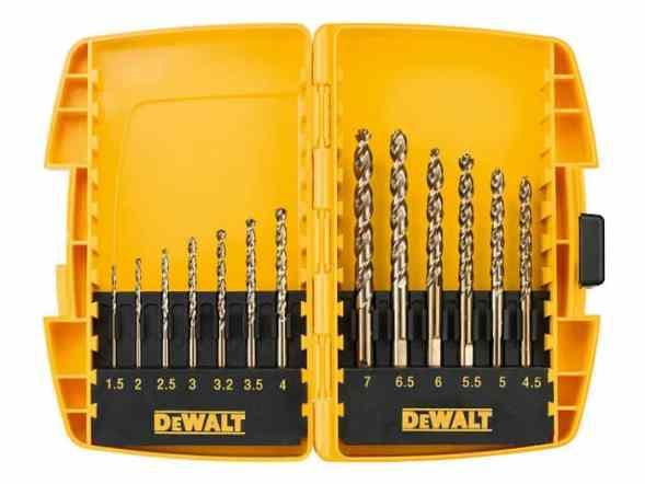 DeWalt DT7920B Extreme Drill Bit Set - 13 Pieces Review