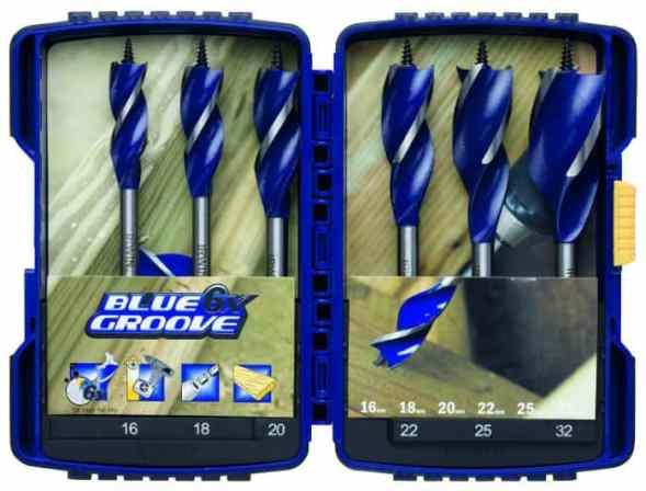 Irwin Blue Groove Drill Bit 6 Piece Set Review