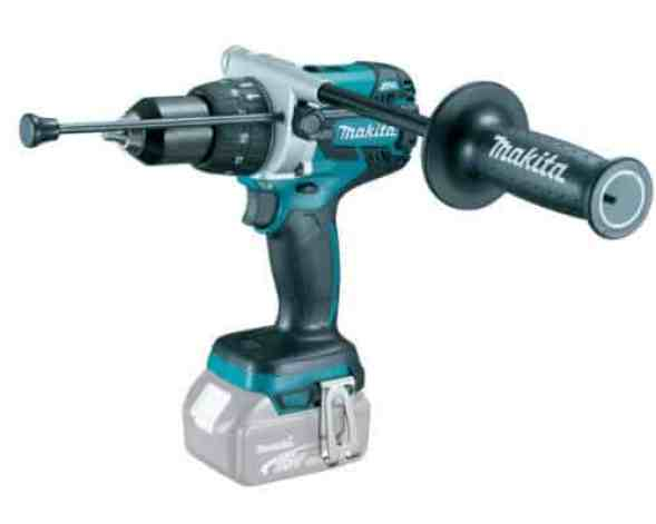 Makita DHP481Z 18 V LXT Li-ion Brushless Combi Hammer Drill Review