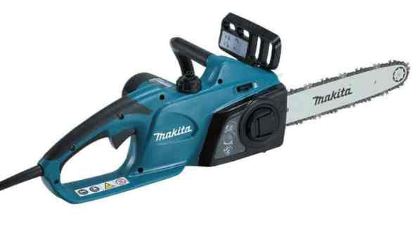Makita UC3541A 240V Electric Chainsaw 35cm 1800W Review