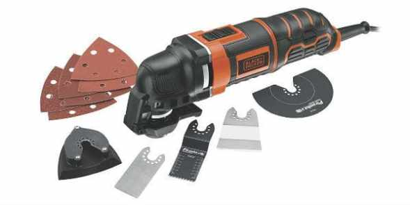 BLACK+DECKER Multi-Oscillating Tool Review