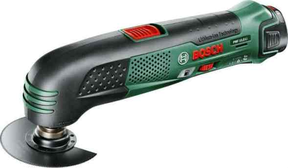 Bosch PMF 10.8 LI Cordless Multi-Tool Review