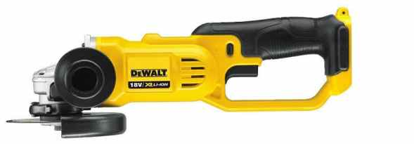 DeWalt 18V XR Lithium-Ion Grinder Review