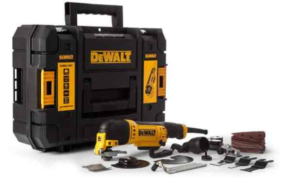 DeWalt DWE315KT 300W Oscillating Multi-Tool Review