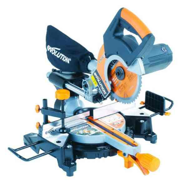 Evolution RAGE3+ Multipurpose Sliding Mitre Saw Review