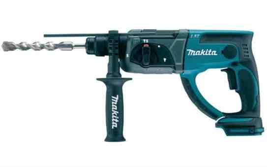 Makita DHR202Z 18 V Cordless Li-ion SDS Plus Rotary Hammer Drill Review