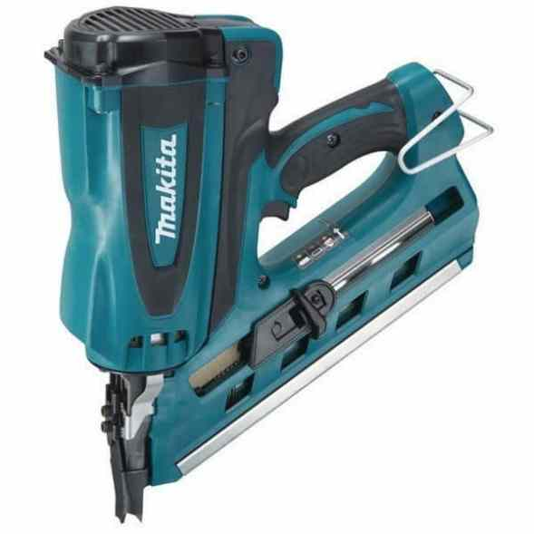 Makita GN900SE 7.2V First Fix Gas Nailer Review