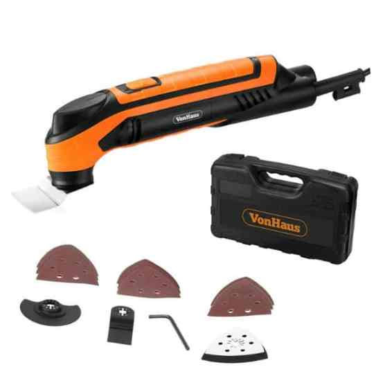 VonHaus 220W Oscillating Multitool Review