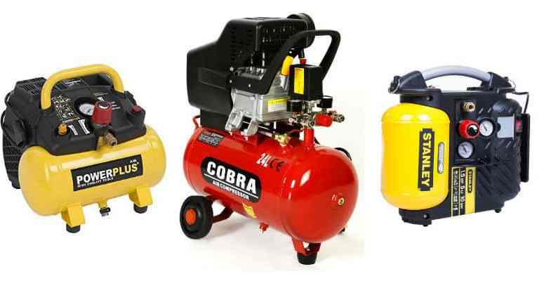 Top 8 Best Air Compressors & Detailed Reviews