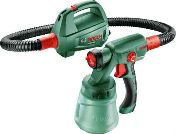 Bosch PFS 1000 Fine Spray System Review