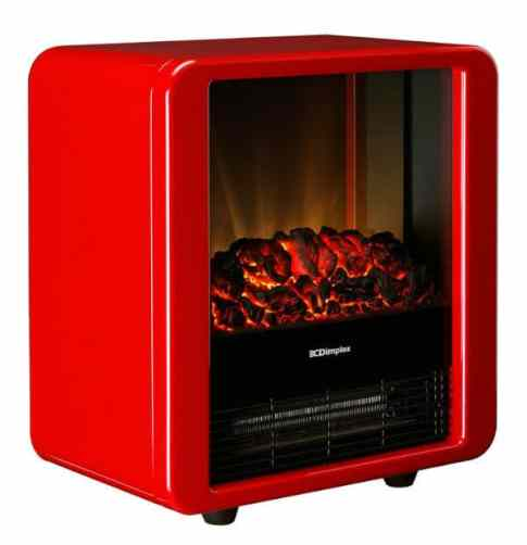 Dimplex 1.5 KW Optiflame Electric Micro Fire Review