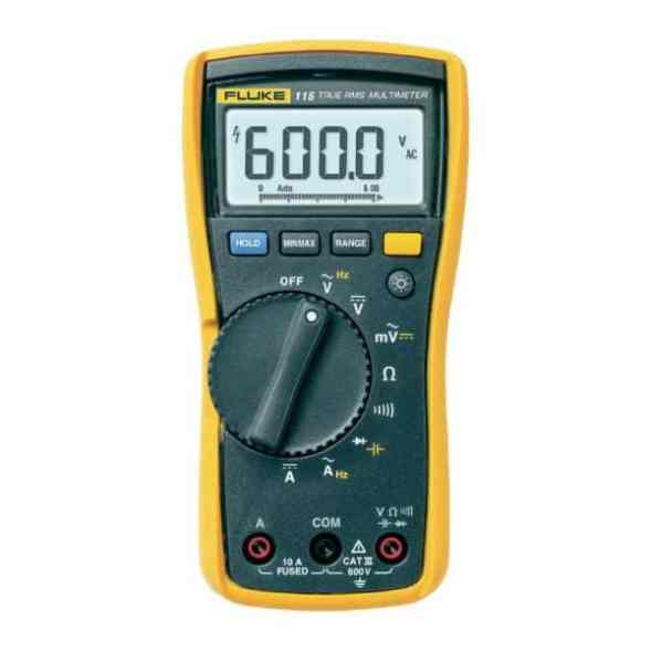 Fluke 115 Multimeter Review