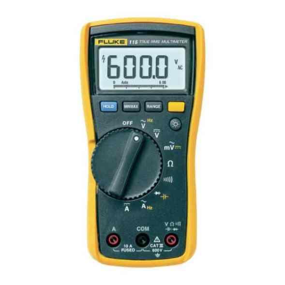 Fluke 115 Multimeter Review