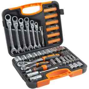 Our Best Pick - VonHaus 104 Piece Socket Screwdriver & Bit Set Review