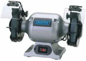 Draper 29620 Heavy-Duty Bench Grinder