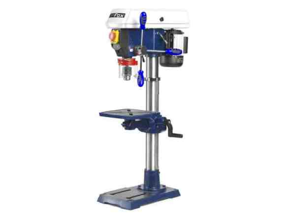 Fox F12-941 16mm Drill Press Review