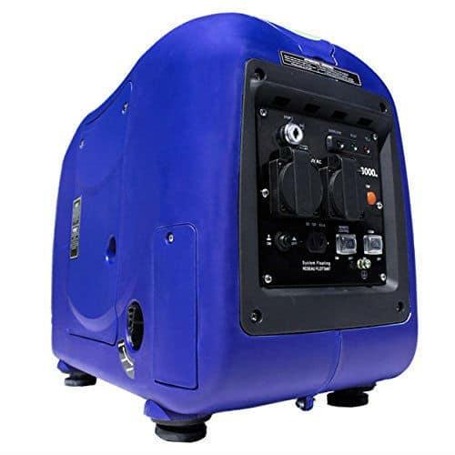 Hyundai HY3000SEi 2.8 kW Electric Petrol Inverter Generator Review