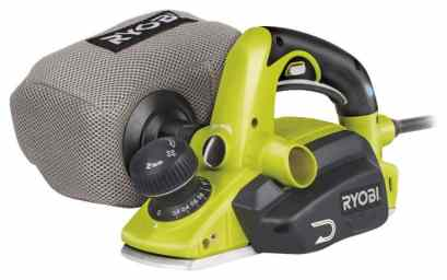 Ryobi EPN7582NHG Planer with DustTech Review
