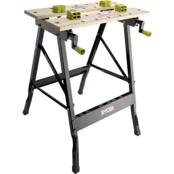 Ryobi RWB02 Adjustable Folding Work Bench Review