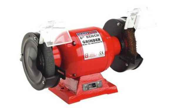 Sealey BG150XLW-98 150mm Bench Grinder with Wire Wheel Review