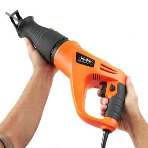 VonHaus 710W 115mm Reciprocating Saw Review
