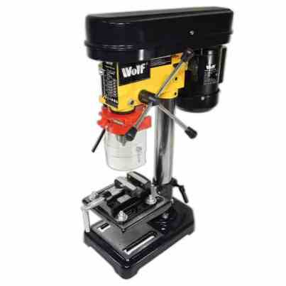 Wolf 5 Speed 13mm Pillar Drill Press Review