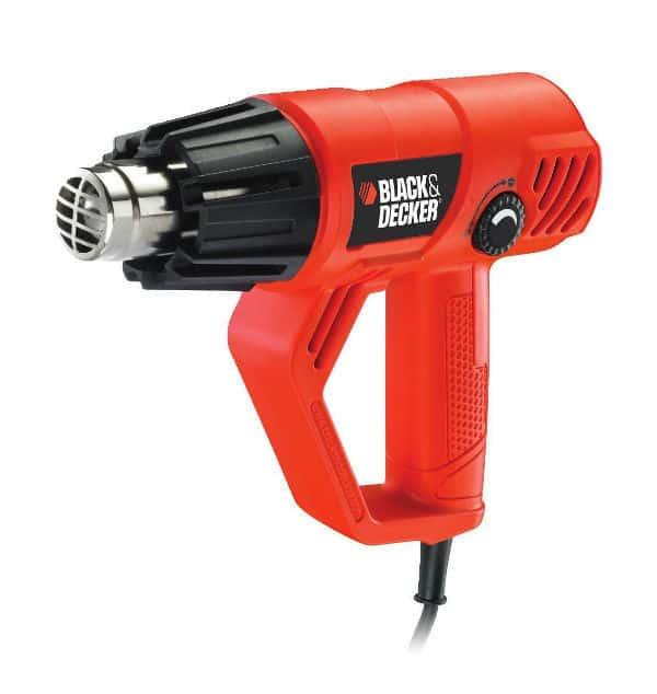 BLACK+DECKER KX2001K-GB Heat Gun Review