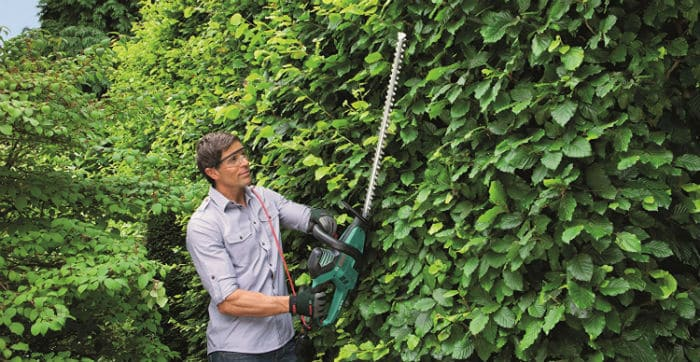 Bosch AHS 70-34 Electric Hedge Cutter Review