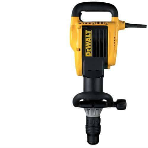 DeWalt 240V 10Kg SDS-Max Breaker Demolition Hammer Review