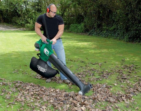 Draper 39087 30cc Petrol Vacuum, Blower and Mulcher Review