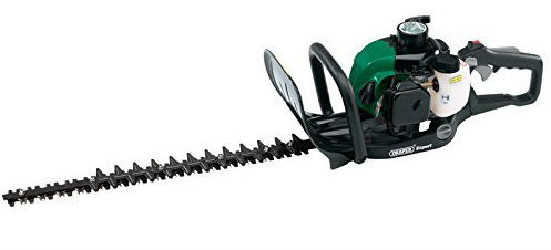 Draper Tools 53015 550 mm Petrol Hedge Trimmer Review