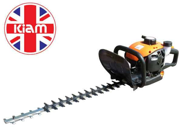 Kiam Sherwood H60 22.5cc Petrol Hedge Trimmer Cutter Review