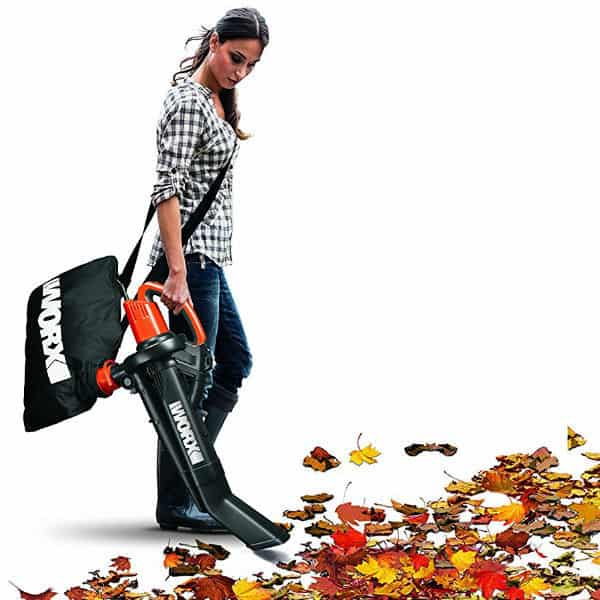 WORX WG505E 3000W Trivac Garden Blower Mulcher and Vacuum Review
