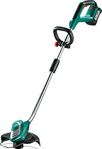 Bosch ART 30-36 LI Cordless Grass Trimmer Review
