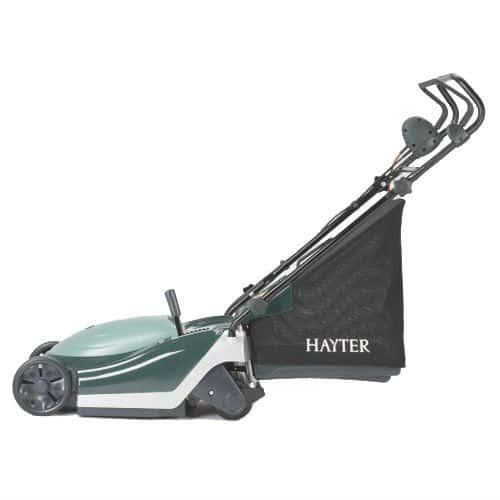 Hayter 615 Spirit 41 Push Rear Roller 41cm Electric Mower Review
