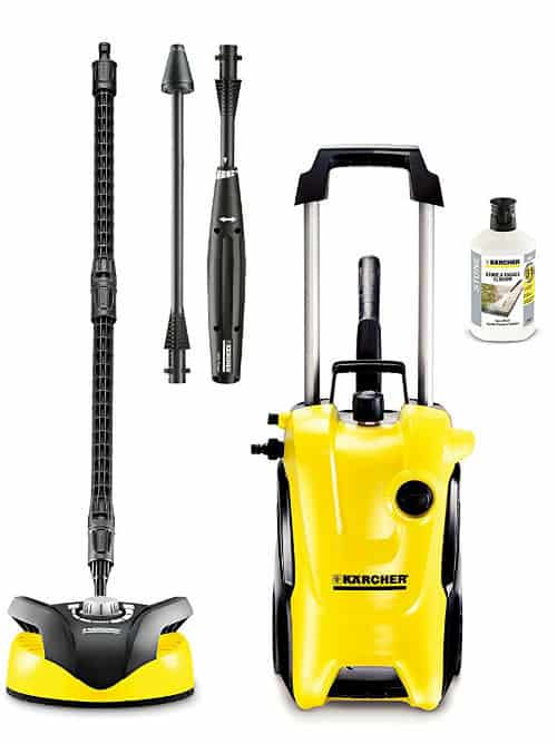 Karcher K5 Compact Home Pressure Washer Review